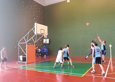 Torneo 3x3 Baloncesto Dueñoas